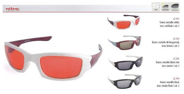 Cat Eyewear Γυαλιά ποδηλασίας - nitro