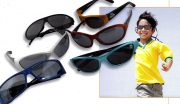 Crazy Dog Παιδικά γυαλιά ηλίου αθλητικά - kids-sport Sportiv