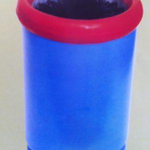 Κουβάς πλύσης ποτηριών με βεντούζα