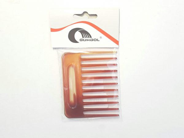 [Grogol] Χτένα μαλλιών κοκάλινη [2302708]