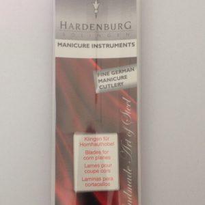[Hardenburg Solingen] Ανταλλακτικά ξυραφάκια [2701000443]
